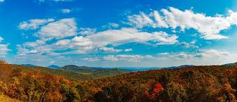 Blue Ridge Mountains Fall Foliage