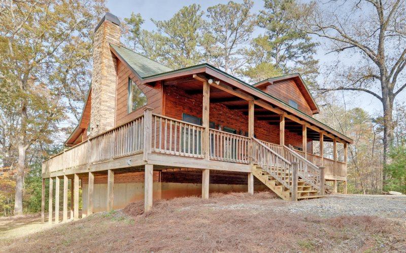 Linwood lodge blue ridge mountain cabin rentals for Blue ridge mountain tennessee cabin rentals