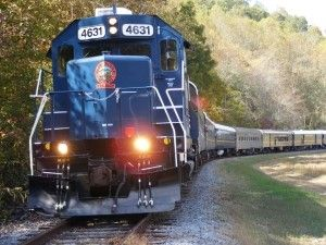 Blue Ridge GA Scenic Railway