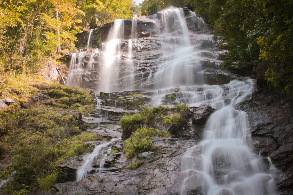 Blue Ridge Waterfalls