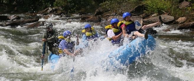 Ocoee River White Water Rafting