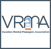 Vacation Rental Managers Association Logo with Link to their website